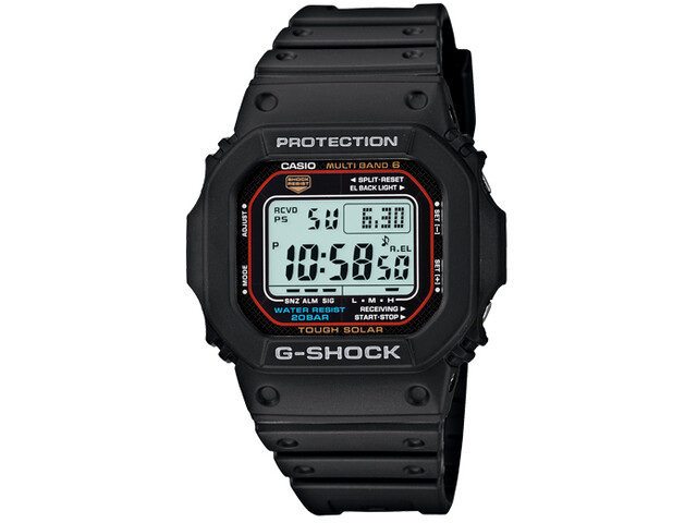 CASIO G-SHOCK GW-M5610-1ER Reloj Hombre, black